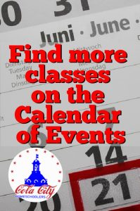Calendar Classes